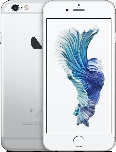 iPhone 7 skal visstnok være veldig lik den eksisterende iPhone 6s, her avbildet.