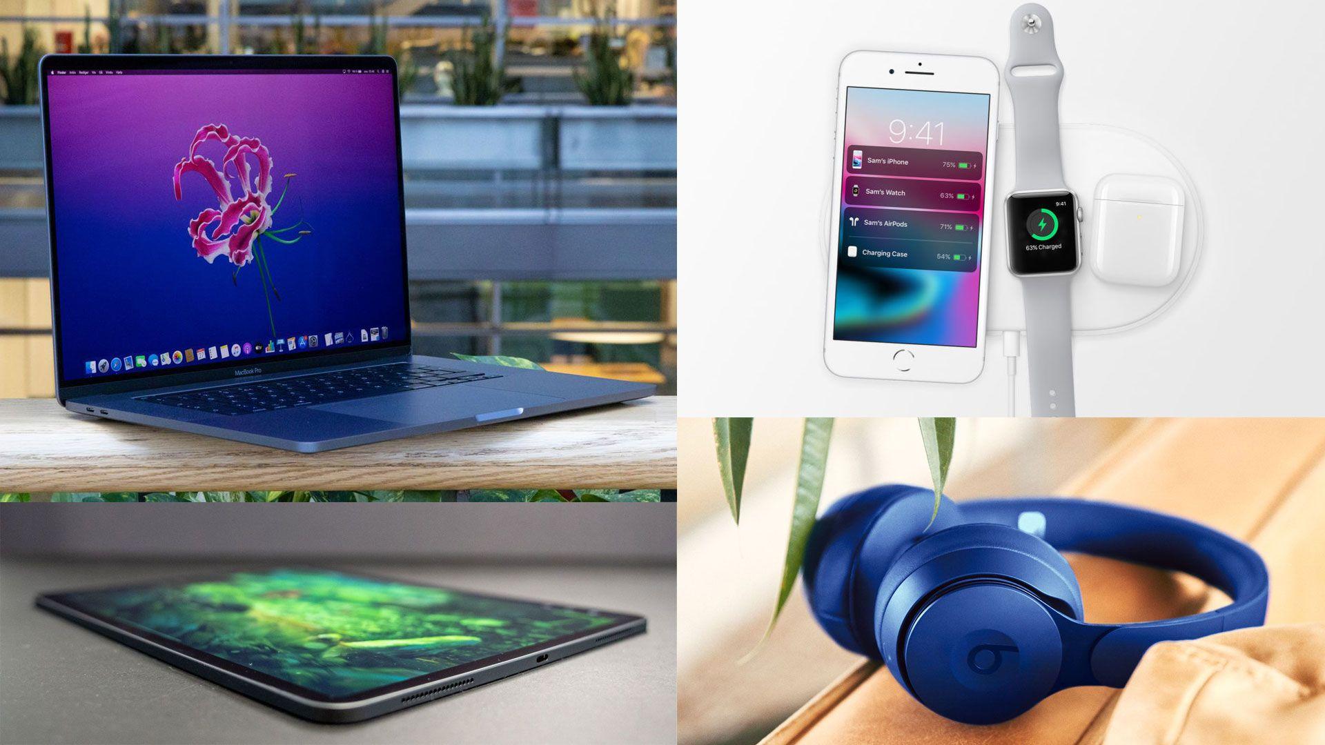Her er alt Apple ryktes å lansere i løpet av de neste månedene