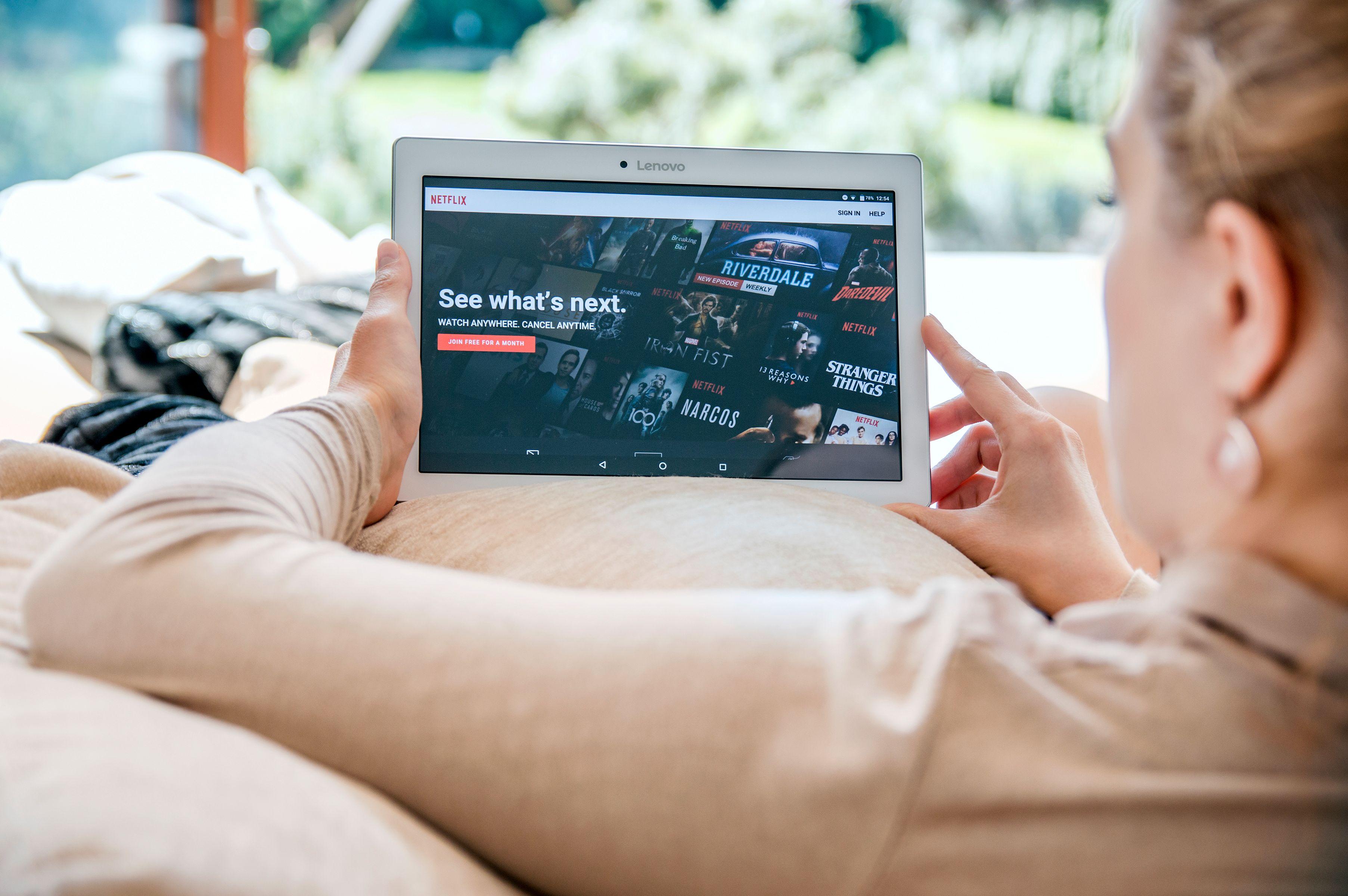 Tjenester som Netflix kunne tjene på fremskrittene, men det ligger nok et stykke frem i tid.