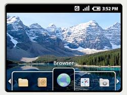 Det skal være enkelt å gå på internett med Android-mobiler.