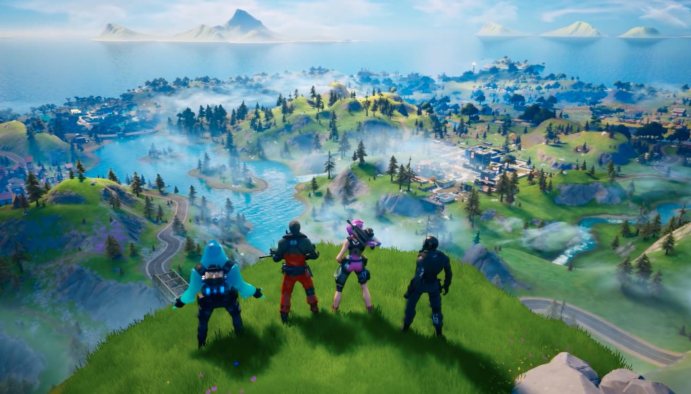 Slik ser det nye kartet ut.