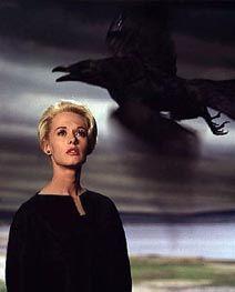 """Naomi Watts skal spille Tippi Hedren i en ny versjon av """"Fuglene""""."""