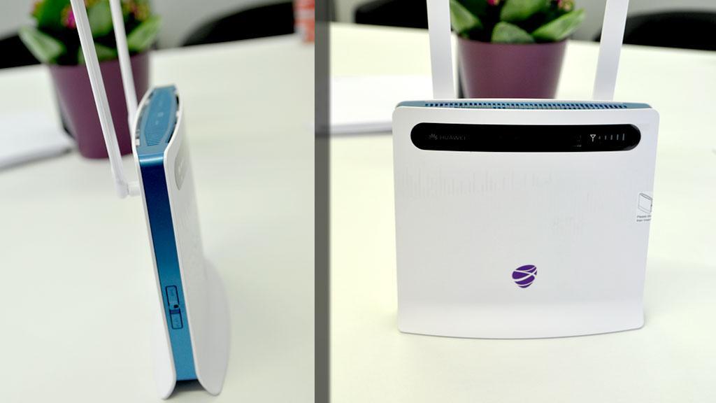 Denne boksen gir deg lynraskt internett på hytta