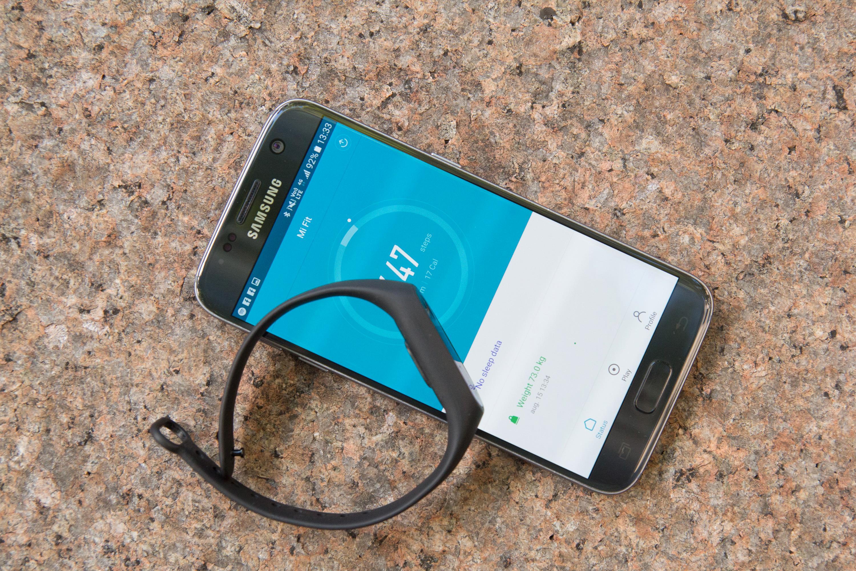 Mi Band 2 er et utmerket smartarmbånd, men appen er så som så.