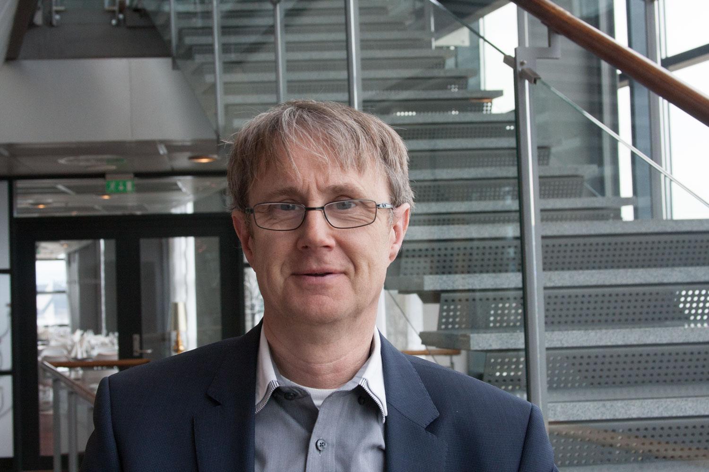 Dekningsdirektør Bjørn Amundsen i Telenor ble tatt på senga sist Justin Bieber besøkte Oslo. Det blir han ikke denne gangen.Foto: Håvard Fossen