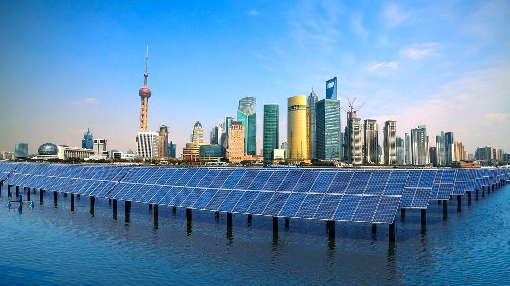 Flytende solcelleprosjekt på gang i Japan