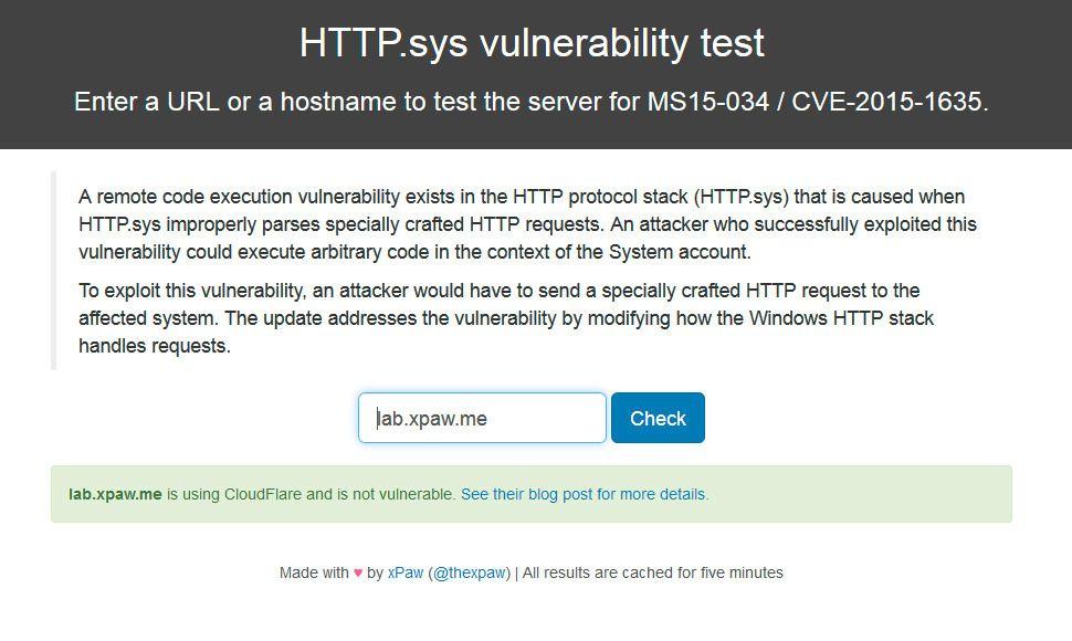 Ved hjelp av dette verktøyet kan du sjekke om nettsiden du bruker er oppdatert. Hvis den ikke er det bør du være forsiktig med hvilken informasjon du gir fra deg. Foto: Skjermdump lab.xpaw.me