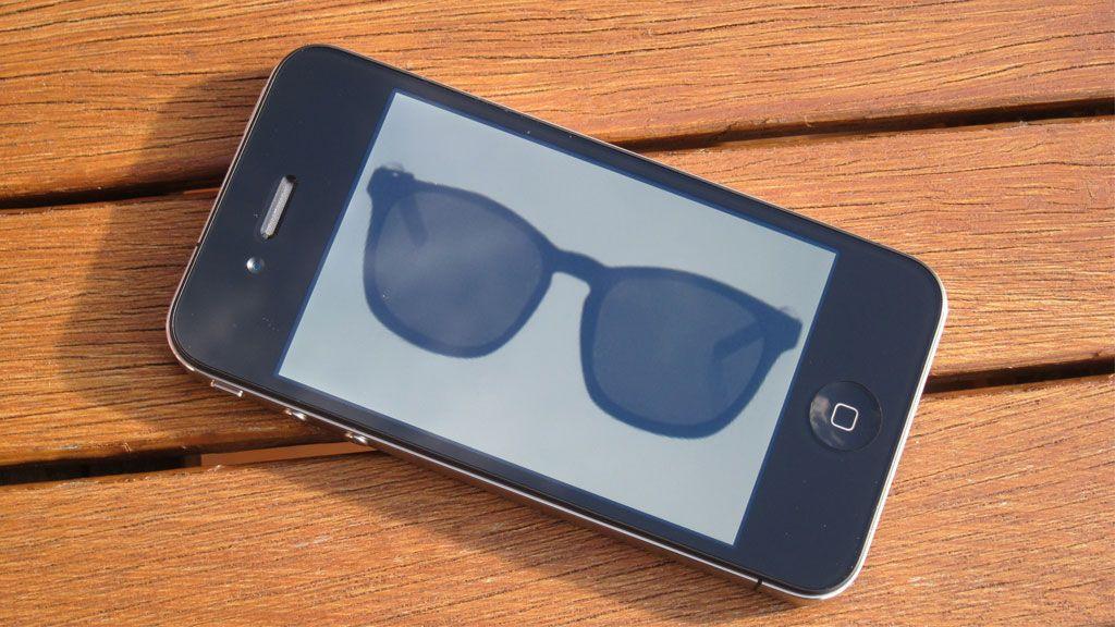 Hvilkenmobiltelefon er best i sola?