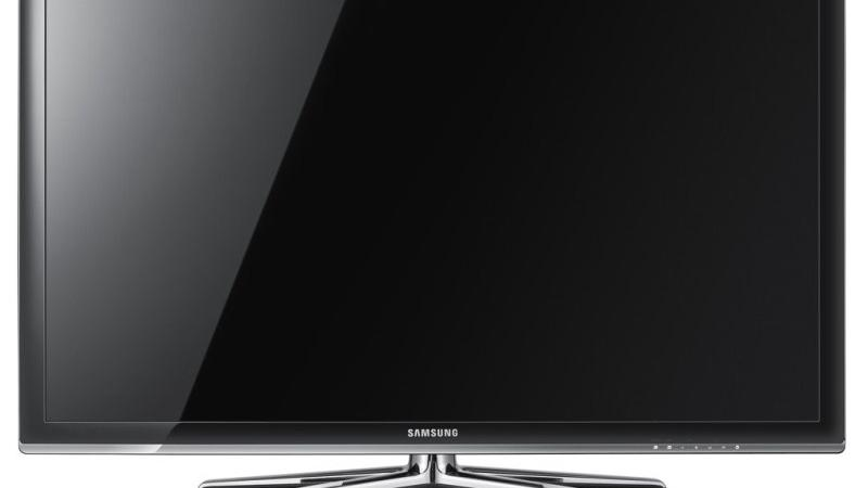 Samsungs 3D-TV-er nærmer seg
