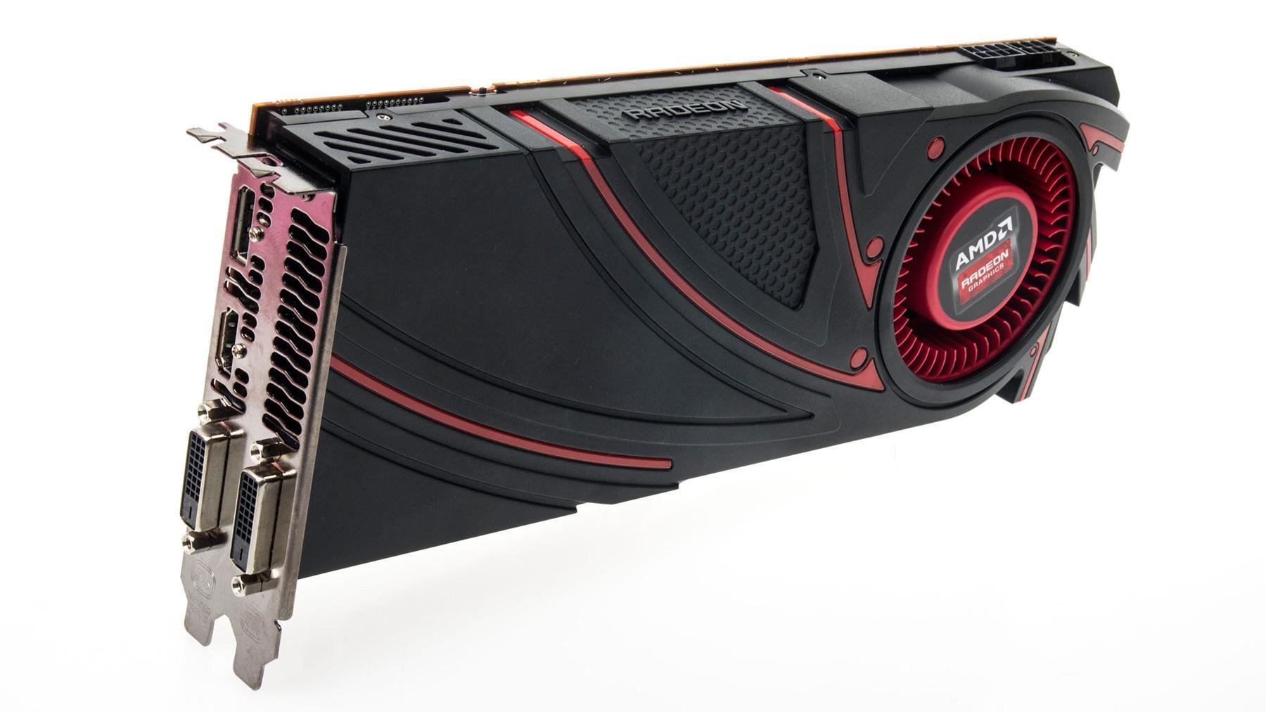 AMD Radeon R9 290X.Foto: Varg Aamo, Hardware.no