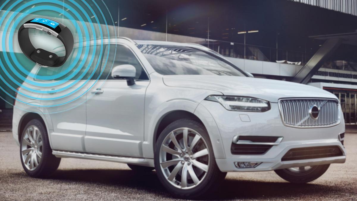 Nå kan du snart styre Volvoen din med stemmen