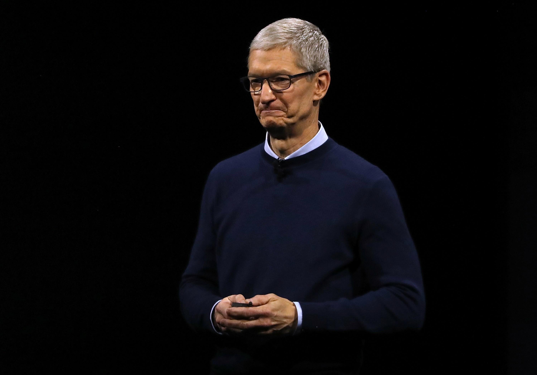 Apple-sjefen Tim Cook har nå i det minste lettet litt på sløret angående selskapets selvkjørende bilsatsing.