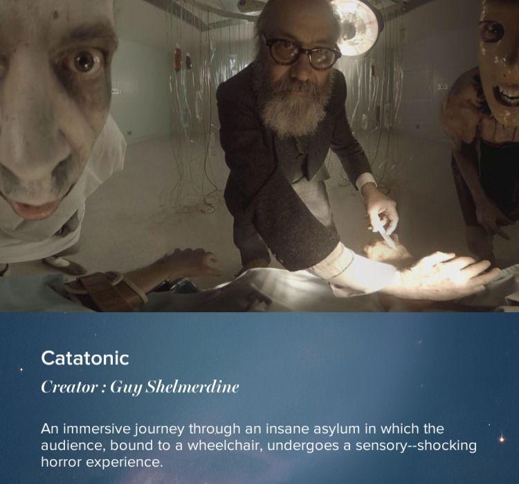 Catatoni kan nok bli litt ekkel.