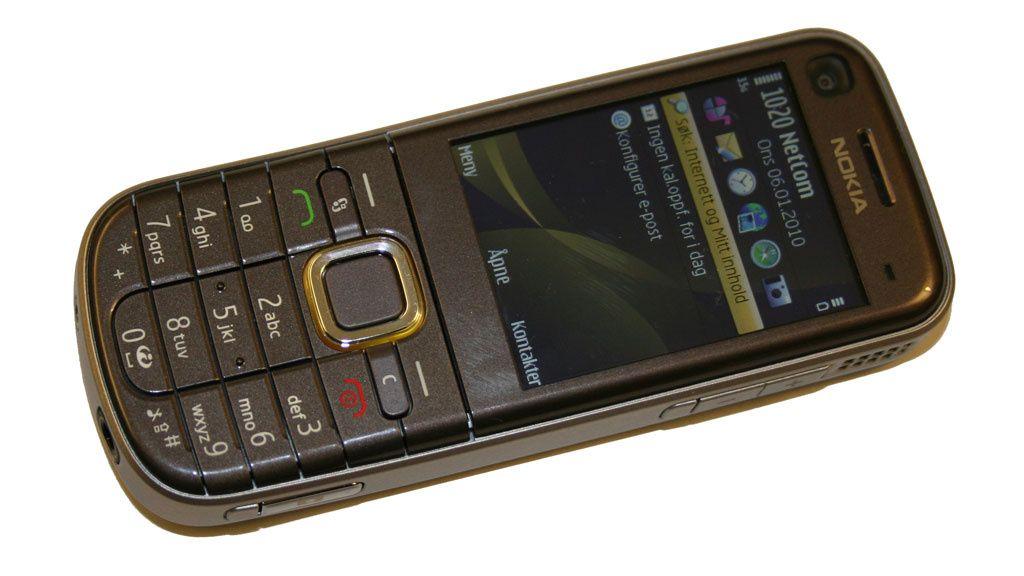 Nokia 6720 Classic – Rimelig smarttelefon