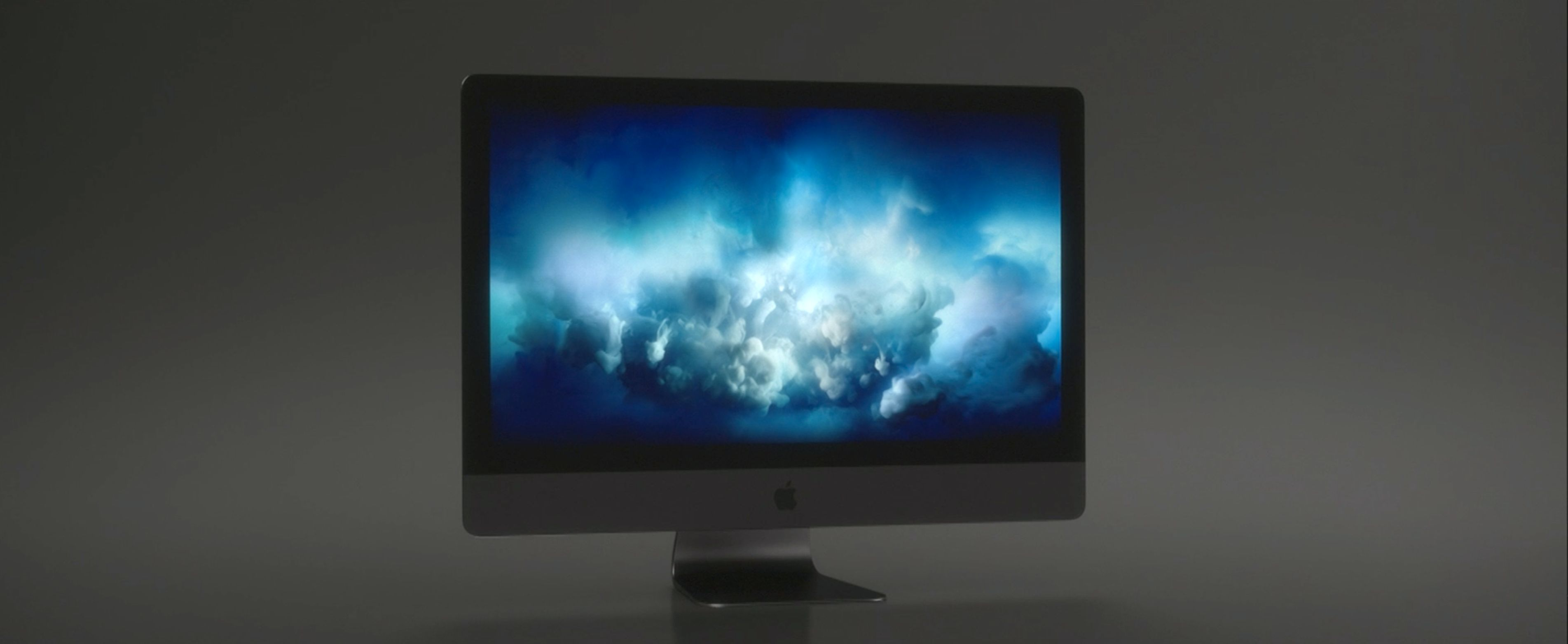 Nye iMac Pro, kommer snart.