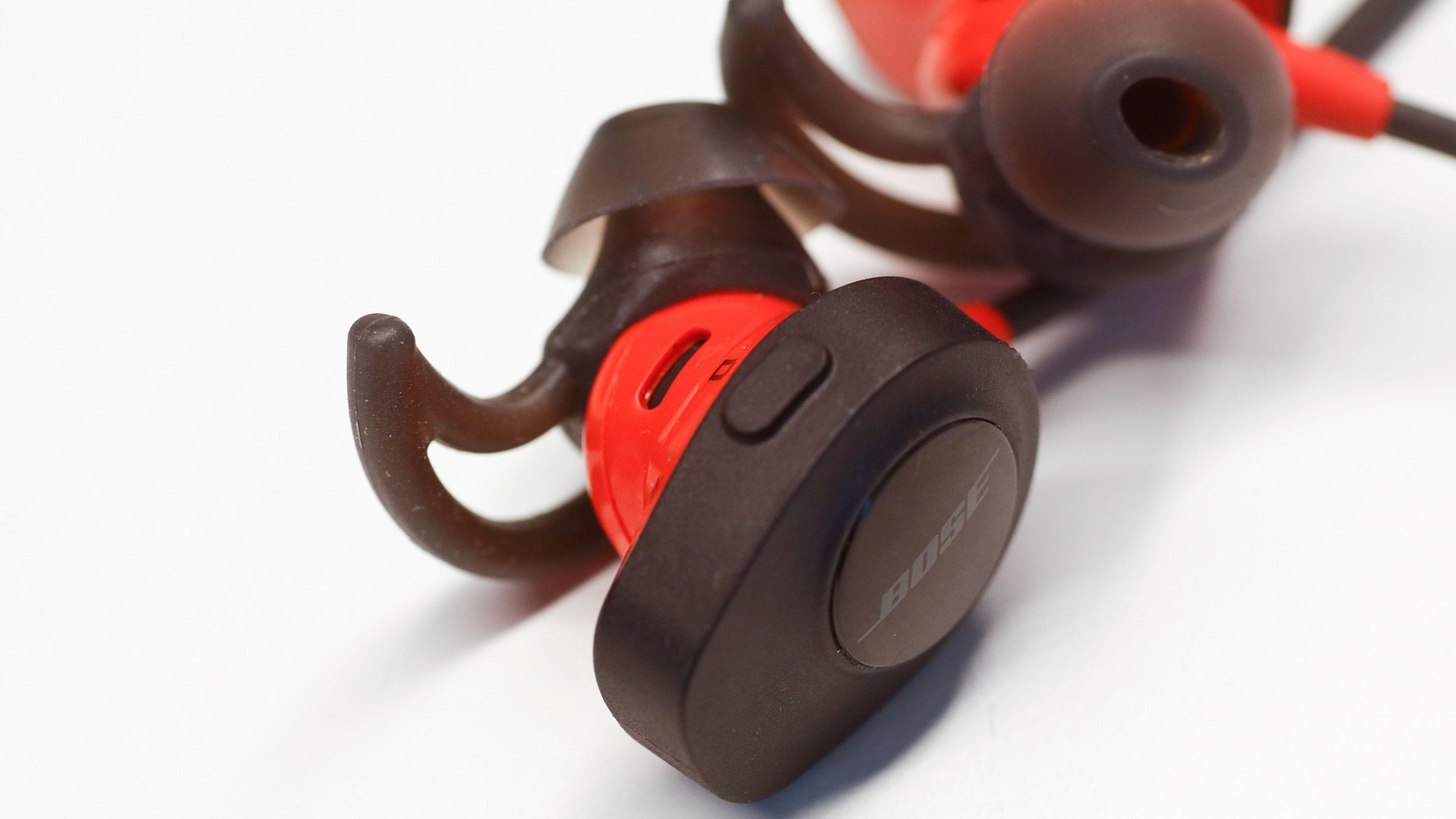 Boses StayHear-ørevinger er blant de aller mest behagelige på markedet.