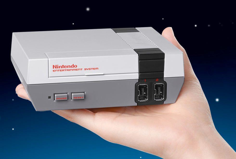 NES Classic Mini Edition kommer tilbake.