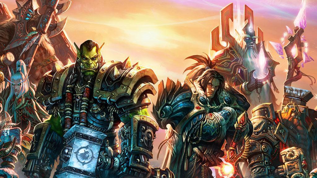 Activision og Blizzard er eid av samme selskap, og sistnevnte er mest kjent for World of Warcraft.