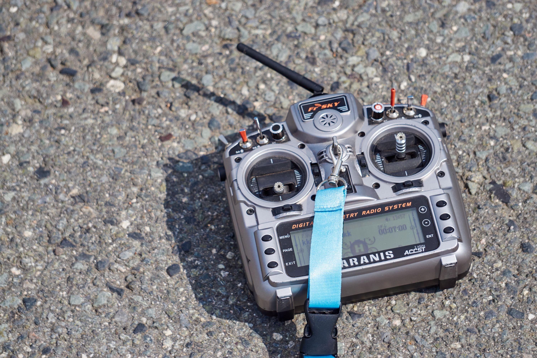 Denne kontrolleren hadde visstnok samme styrekomponenter som den som ble brukt i «megakopteret».