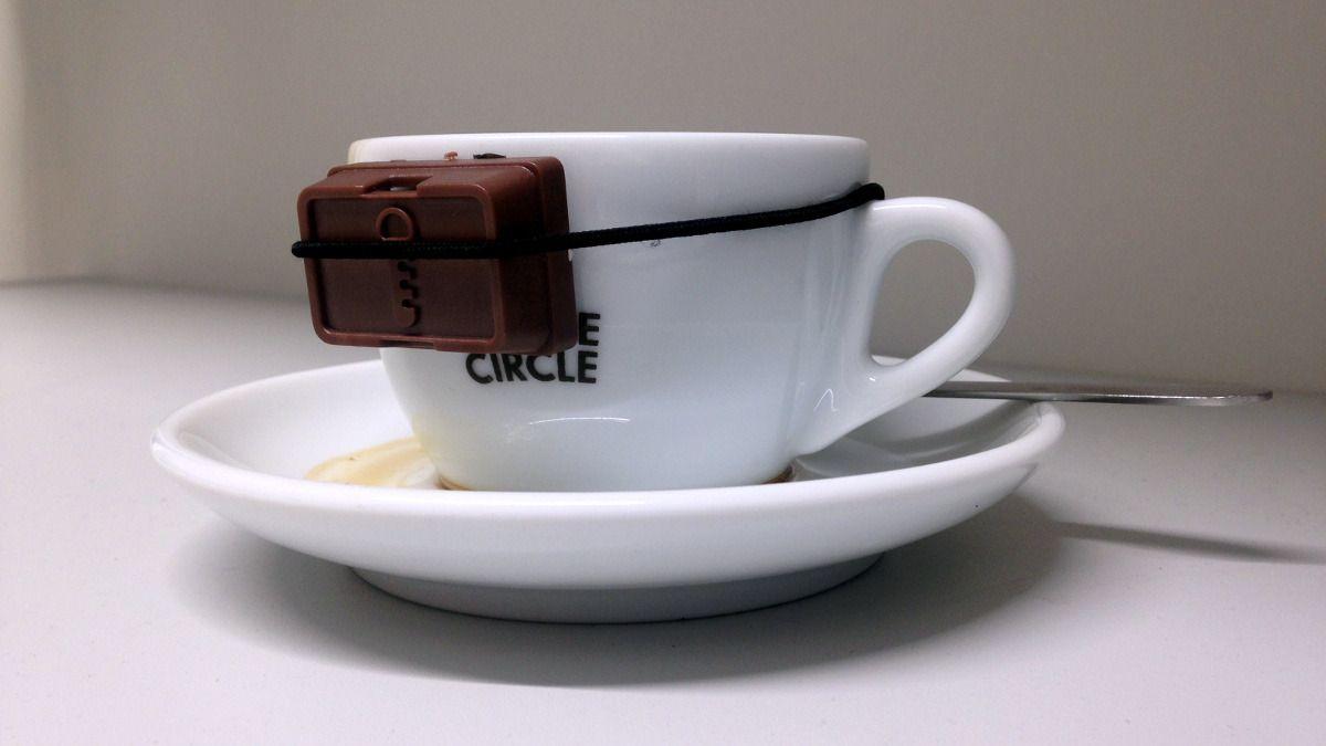 Slik gjorde vi kaffekoppen vår smart
