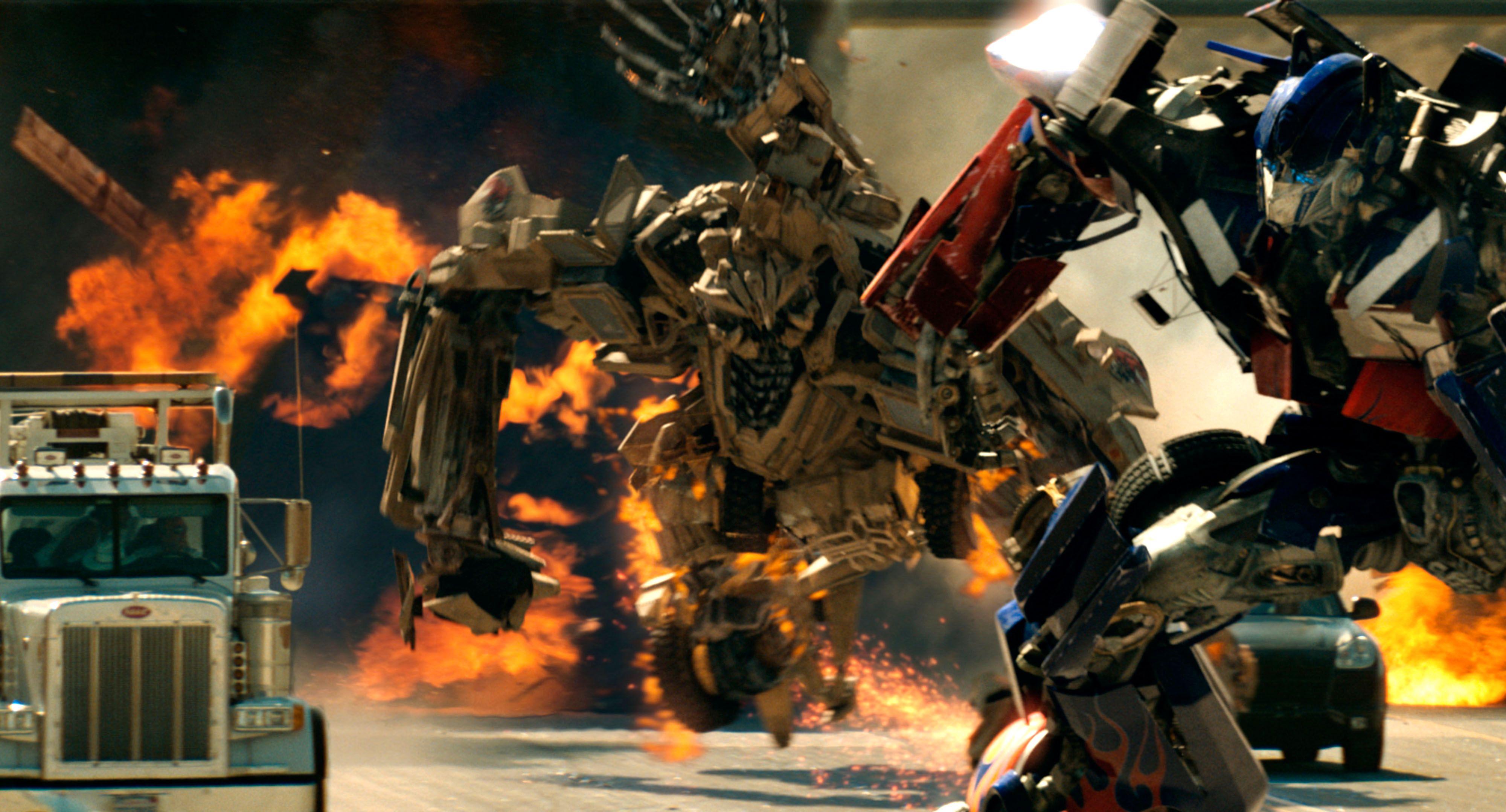 Ny film, nye roboter