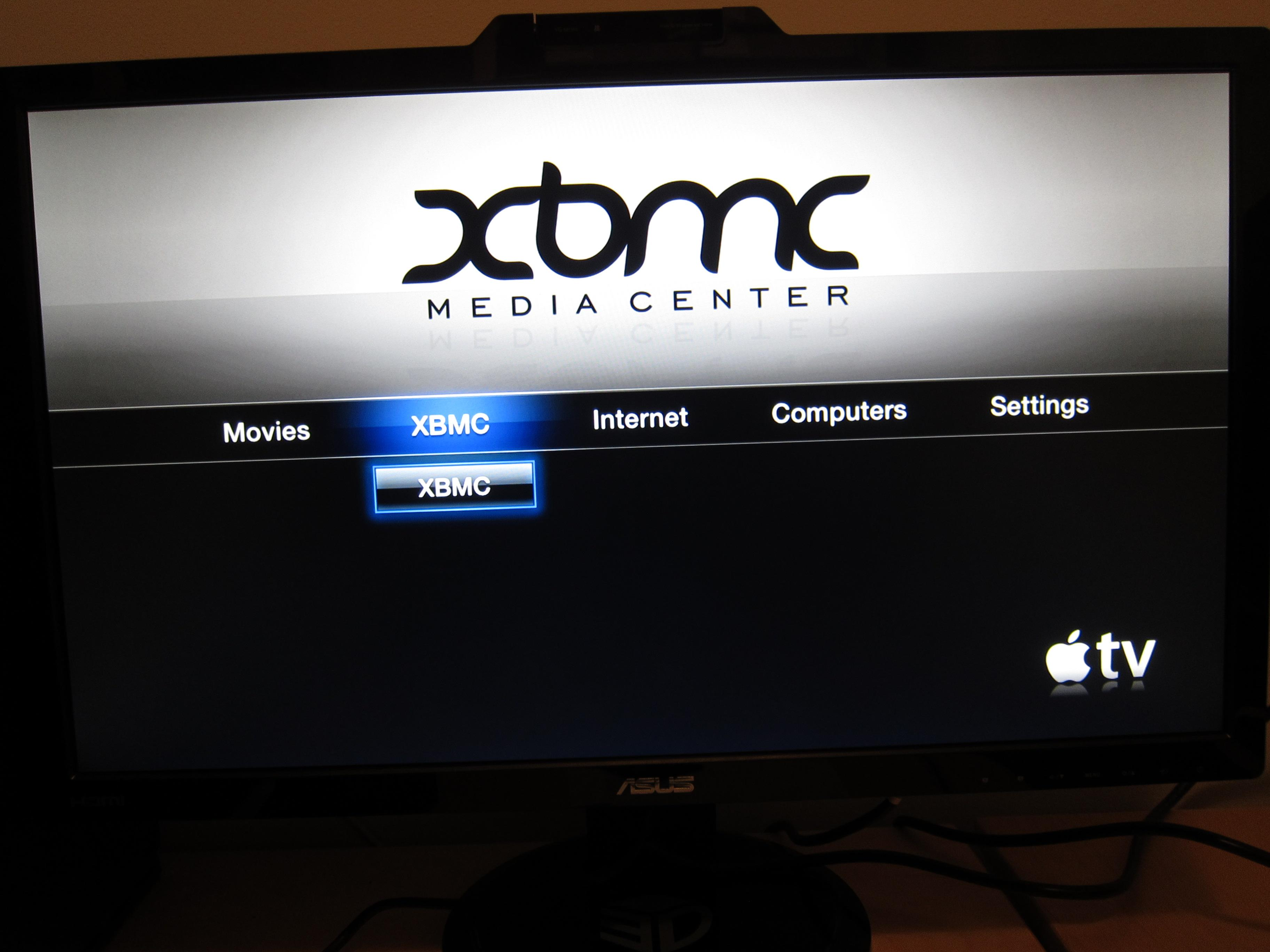 På den forrige Apple TV installerte vi tredjepartsprogrammet XBMC, som gjorde den lille boksen til en altspisende mediemaskin.