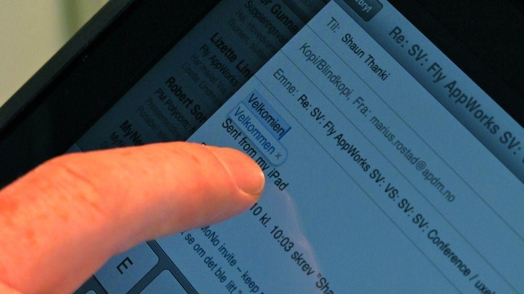 Slik blir norske Apple iPad