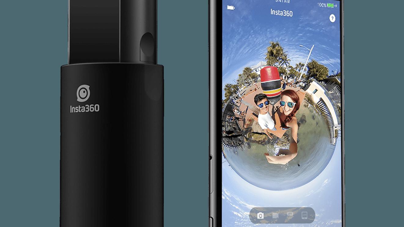 Med dette 360-graderskameraet til mobilen kan du lage heftige «Matrix-effekter»
