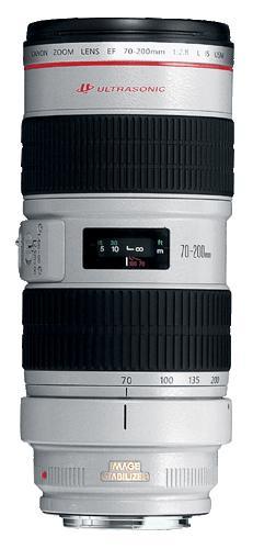 Utgått: Canon EF 70-200mm f/2.8L IS USM