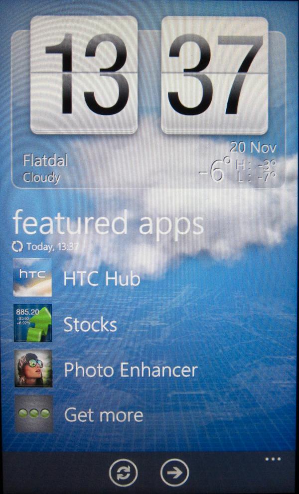 HTC Hub er nyttig nok i seg selv, men blir for lite integrert til å være særlig praktisk.