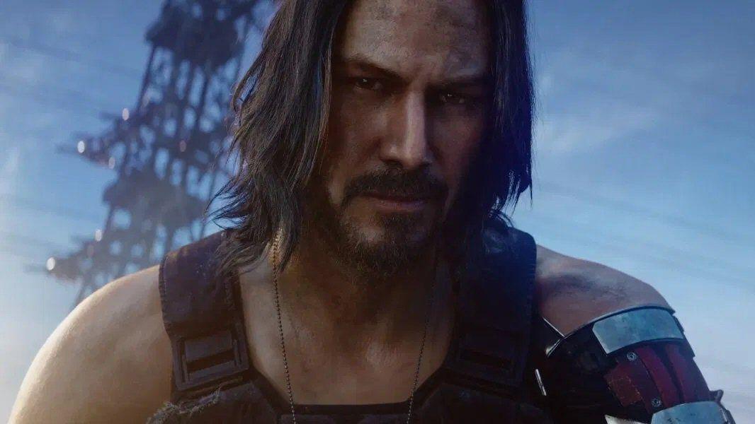 Jepp, selveste Keanu Reeves er med i Cyberpunk 2077.