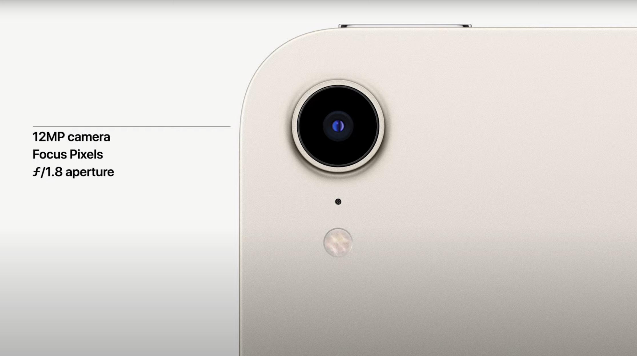 Kameraet på baksiden er nytt og bedre.