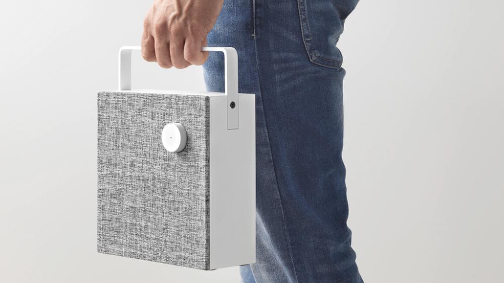 Dette er IKEAs første høyttaler