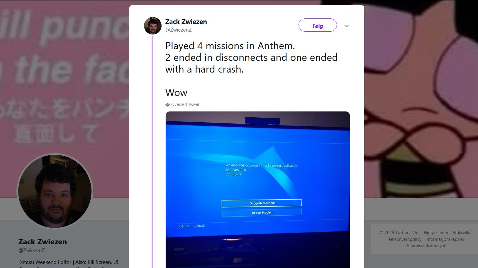 Hevder PlayStation-spill ødelegger konsoller