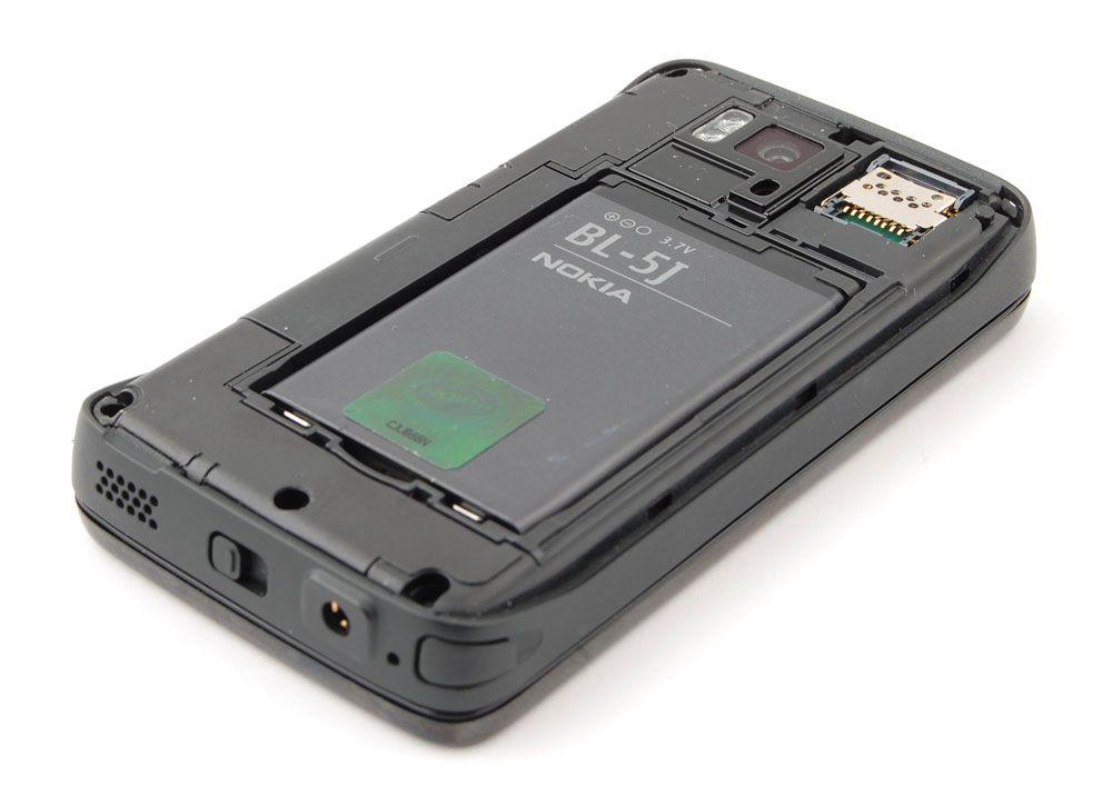 Micro SD-plass, om man trenger det.