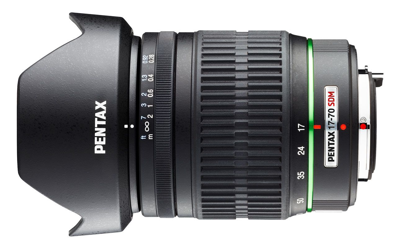 Pentax smc DA 17-70 f/4 AL[IF] SDM
