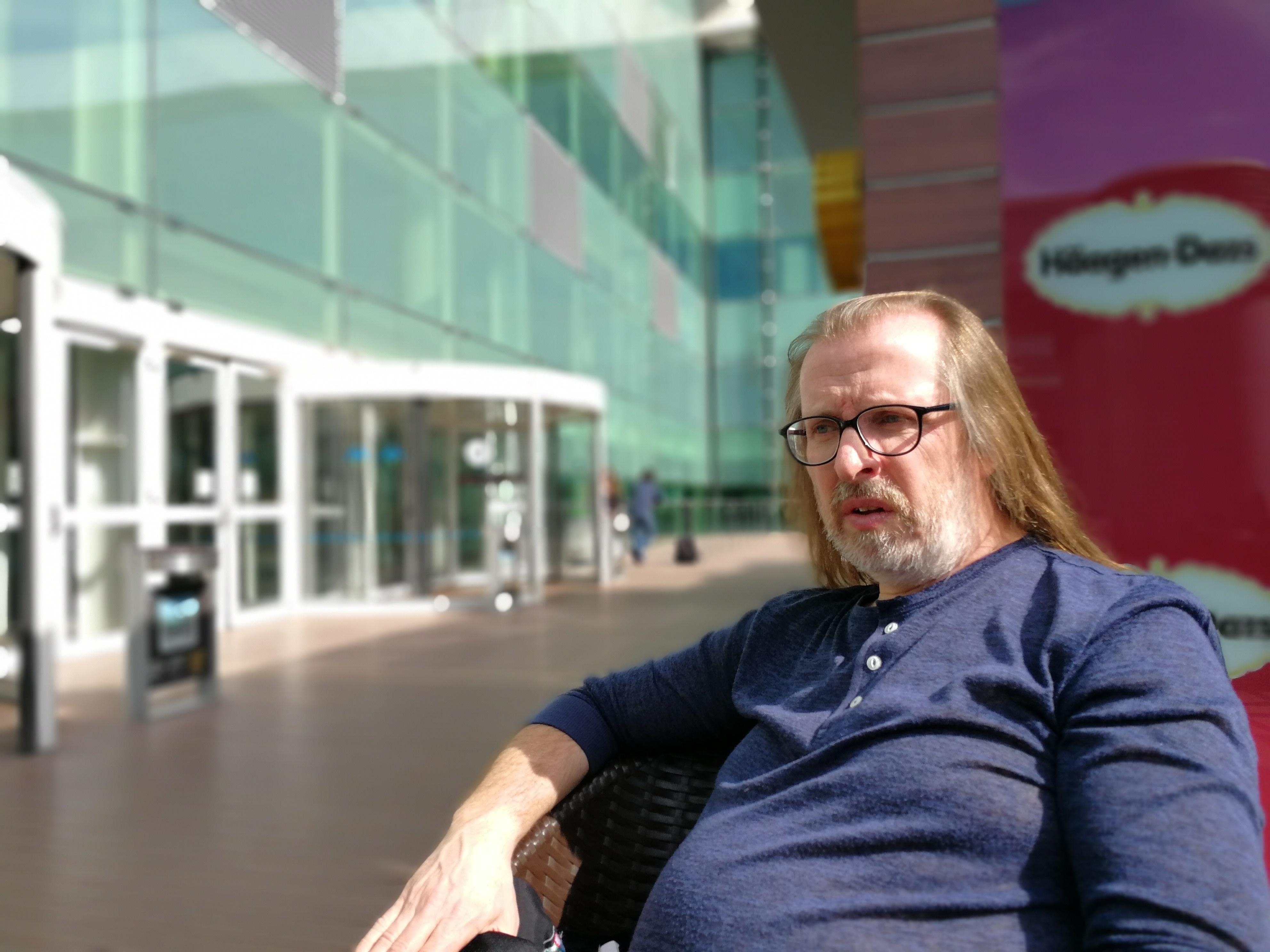 Journalist Håvard Fossen i Inside Telecom sier Chili spekulerer i at mange nok med vanlig databruk vil kjøpe Fri Data-abonnementet deres. Bilde: Finn Jarle Kvalheim, Tek.no