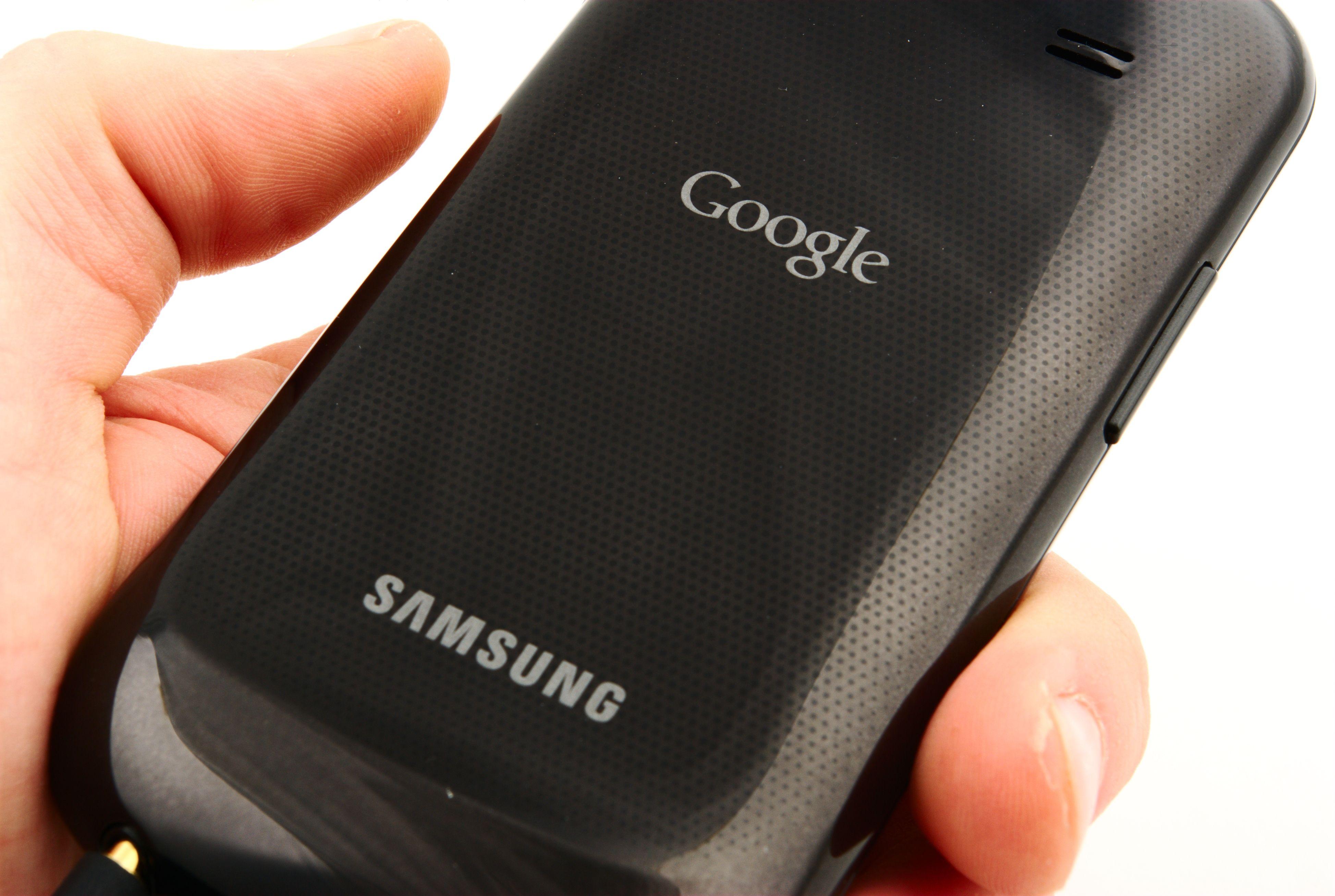Bakdekselet kjenner vi fra Galaxy S.