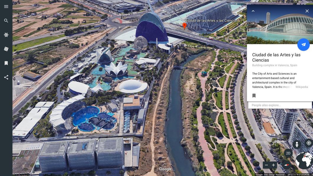 Google Earth har fått en full overhaling