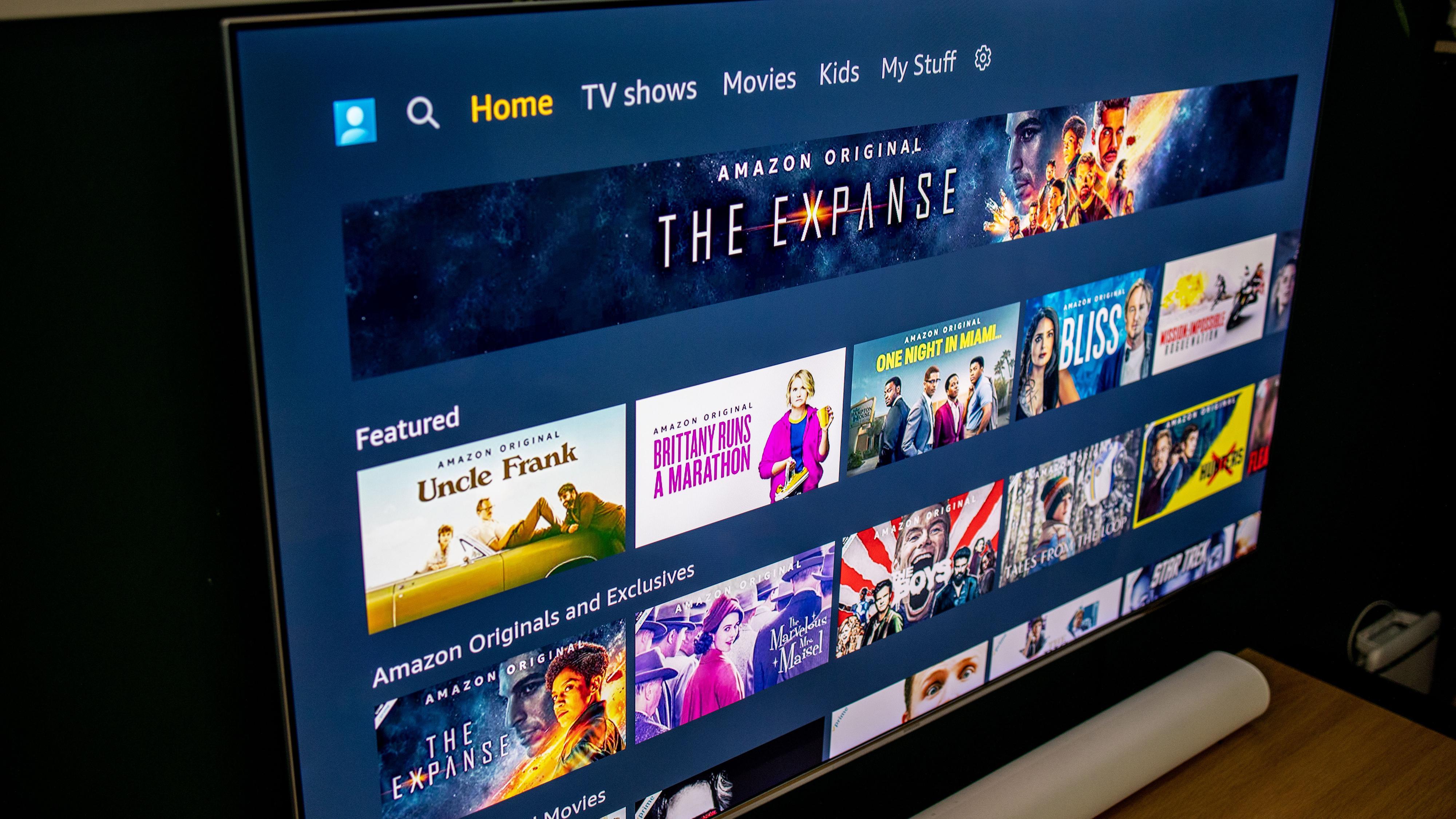 Amazon Prime Video satser i Norge