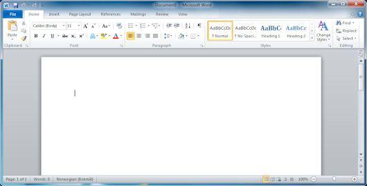 Last ned Office 2010 beta