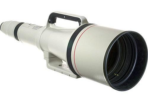 The Cannon: Canon EF 1200mm f/5.6L USM. Foto: Canon