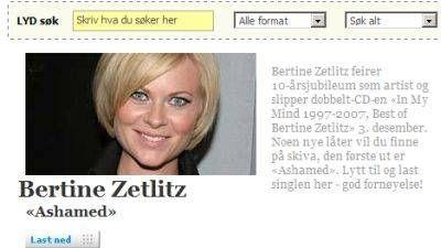 TV 2 Lyd Musikkbutikk