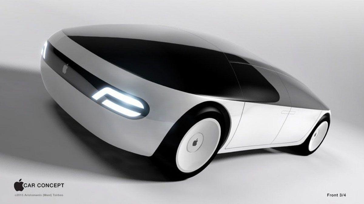 Apple selvkjørende bil er trolig enda nærmere en realitet
