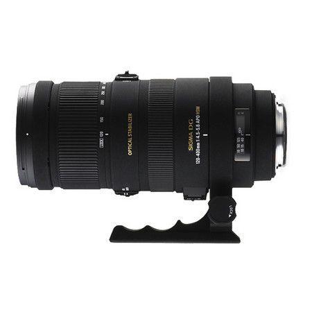 Sigma 120-400mm - nå også for Sony og Pentax