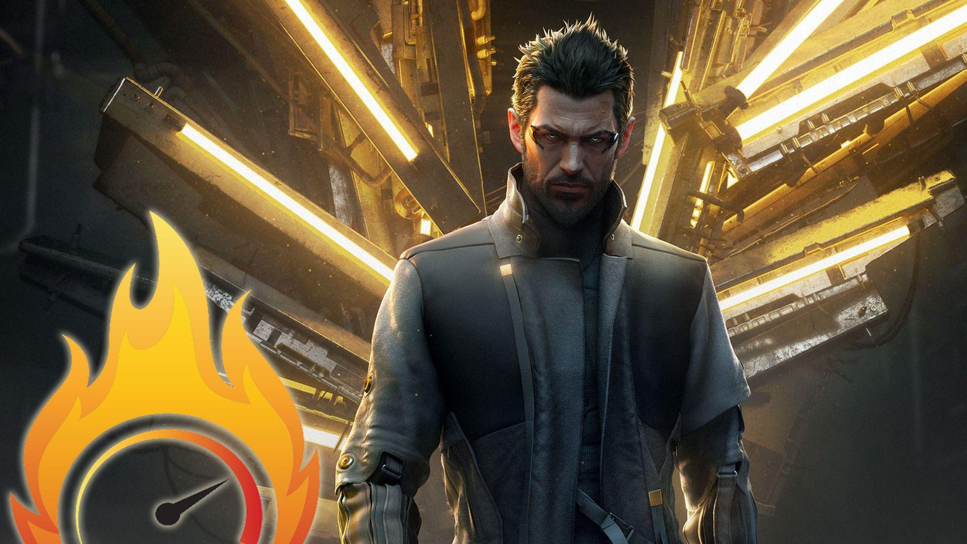 Ytelsestest av Deus Ex: Mankind Divided