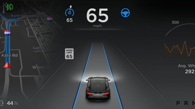 Teslas Autopilot.