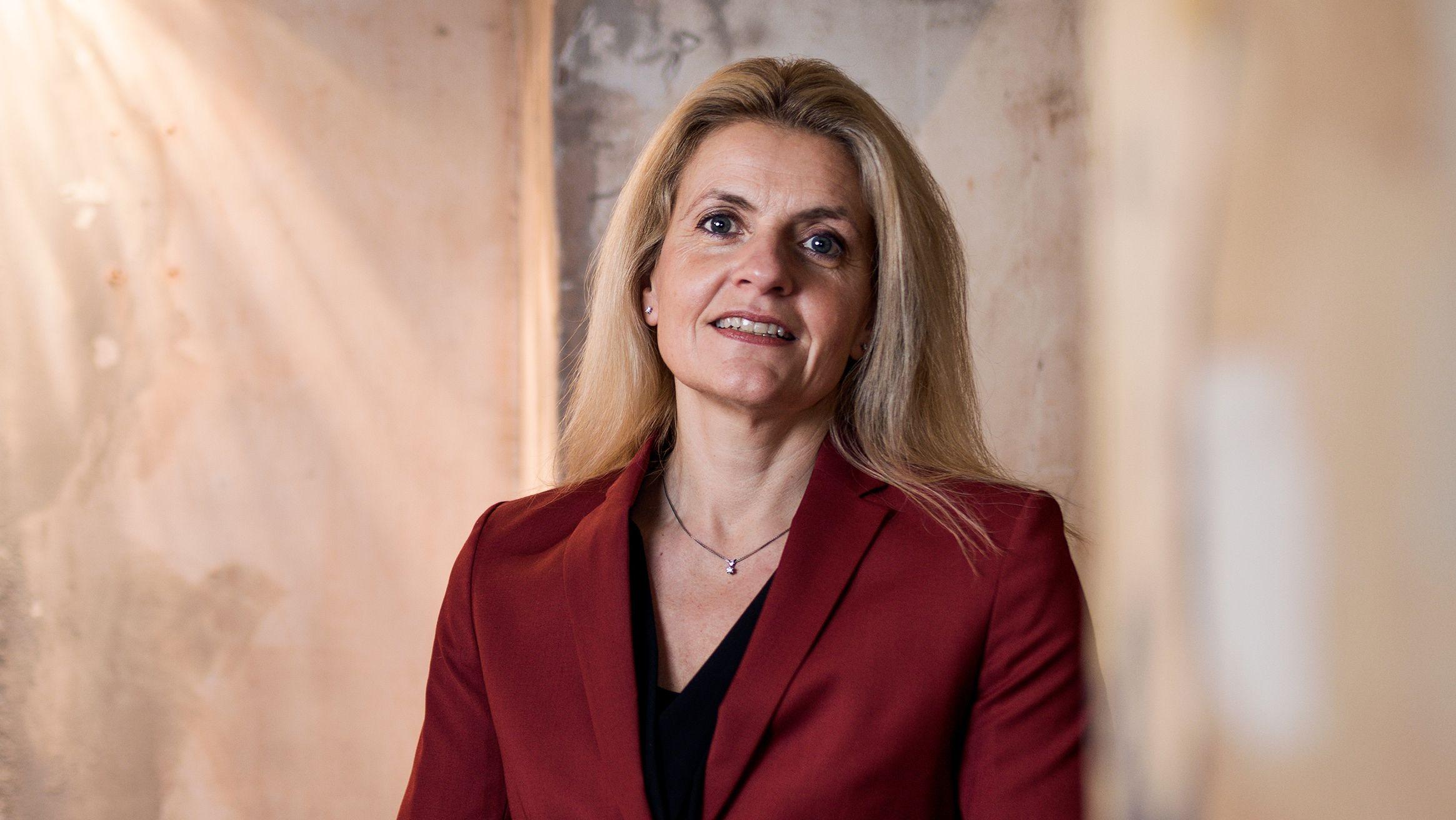Inger Lise Blyverket, direktør i Forbrukerrådet.