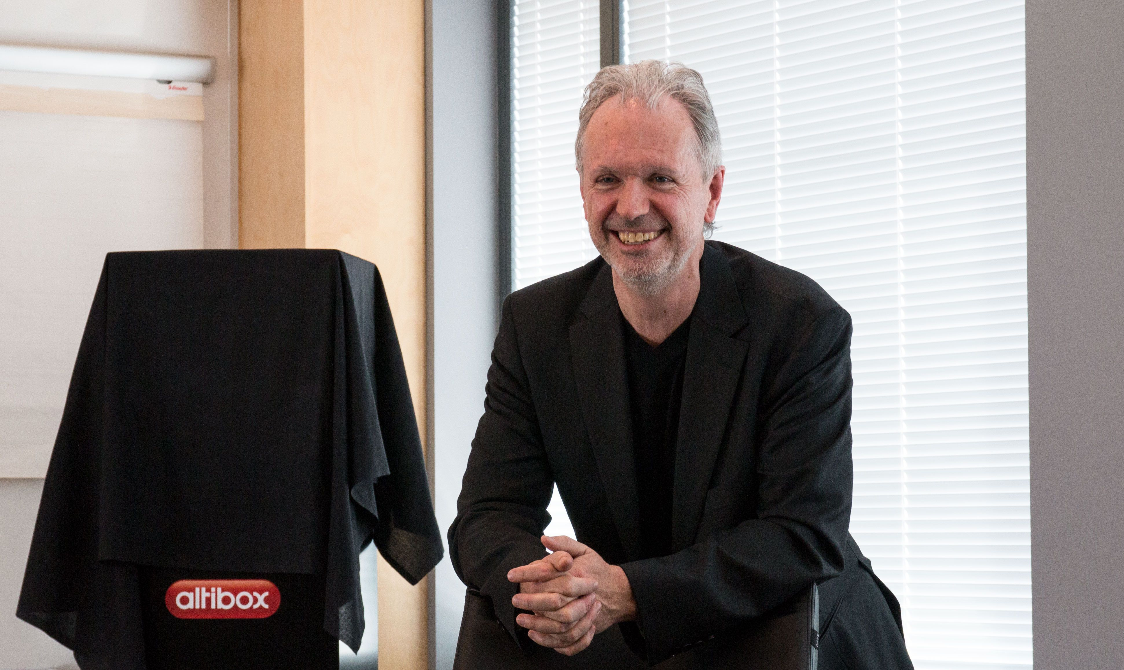 Altibox' administrerende direktør, Nils Arne Bakke.