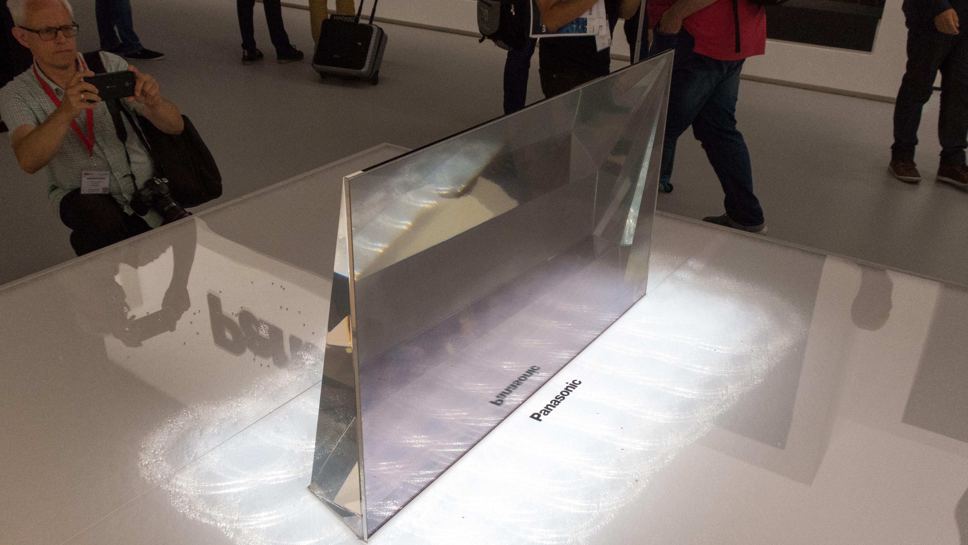 Panasonic frister med spennende konsept i Berlin